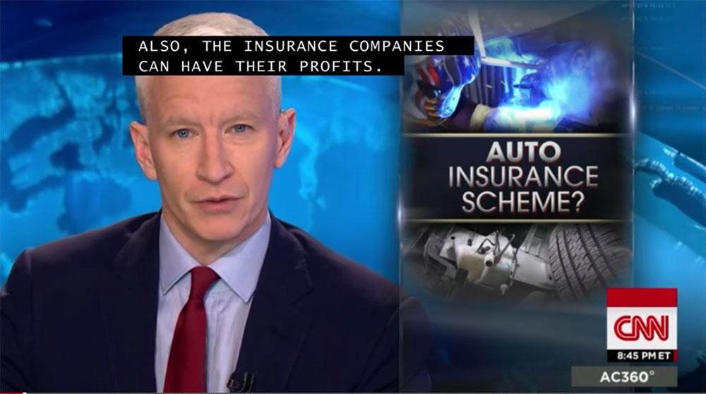 Anderson Cooper – CNN